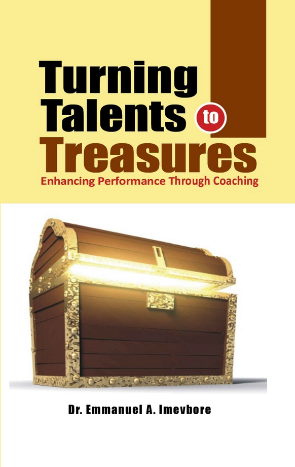 TURNING TALENTS TO TREASURES - Enhancing Performance through Coaching